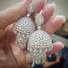 Vir Jewels cttw Certified Diamond Stud Earrings White Gold with Screw Backs – Fine Jewelry & Collectibles India Jewelry, Fine Jewelry, Men's Jewellery, Designer Jewellery, Jewelry Making, Diamond Jewelry, Diamond Earrings, Diamond Jhumkas, Gold Jewelry