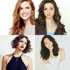 The Best womans : -the banshee -the hunter -the werecoyote -the kitsune