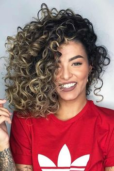 Lace Frontal Wigs Curly Braids Hairstyles 2019 Hairstyles For Thick Curly Hair Men Best Women Curly Wigs Easy Curly Updos Curly Hair Styles, Thick Curly Hair, Curly Hair With Bangs, Curly Hair Cuts, Curly Wigs, Medium Hair Styles, Natural Hair Styles, Curly Braids, Long Layered Curly Hair