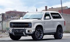 The Ford Bronco Returns