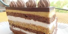 Grandisimo torta - Recepti na brzinu Torte Recepti, Kolaci I Torte, Baking Recipes, Cookie Recipes, Dessert Recipes, Desserts To Make, Delicious Desserts, Brze Torte, Cake Cookies