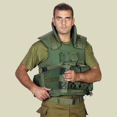 Israel Military Products Tactical Bullet Proof Vest