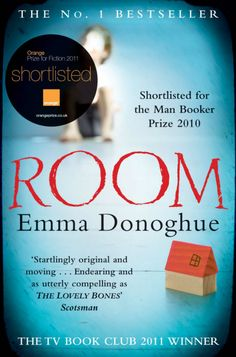 Jack is five. He lives with his Ma. They live in a single, locked room. They don't have the key. 2010 Booker Prize short-listed 'Room'. Buy for 1p at www.1pbookclub.co.uk #bookerprize #fiction