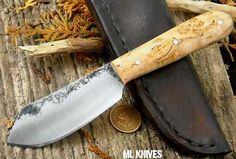 ML Knives Blog: Carry Skinner Knife