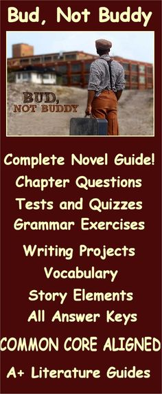 5 paragraph essay bud not buddy Bud, not buddy study guide contains a biography of christopher paul curtis,  literature essays, quiz questions, major themes, characters, and a.