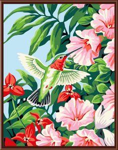 Paiting по номерам свадебные украшения DIY цифровой картина маслом цветка ручной работы на холсте стены придерживаться 40 * 50 см G163 купить в магазине Yiwu Xinshixian Arts and Crafts Co., Ltd. на AliExpress