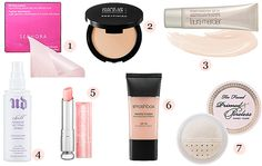 7 Summer Beauty Essentials to Stop Your Makeup from Melting