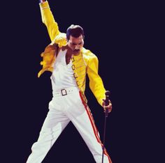 Freddy Mercury - Queen