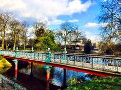 my favourite parks - victoria park - the people's park   pennethorne bridge   HPMcQ