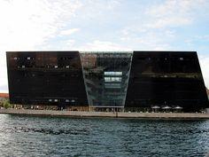 Copenhagen - The Royal Library
