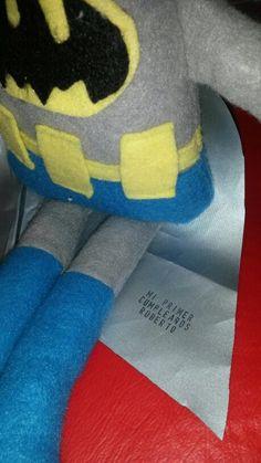 Batman fieltro souvenir