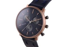 Paulin's latest chronograph launches at Dezeen Watch Store