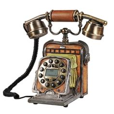 US$50.69Absorbing Camera Style Antique Caller Identification Corded Telephones