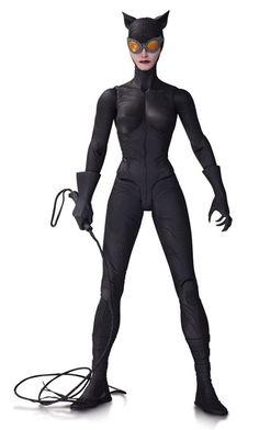 Figura Catwoman DC Comic Designer Jae Lee, 17cm, DC Collectibles Figura articulada de 17cm, fabricada por DC Collectibles del personaje de Catwoman, perteneciente al universo DC Comic, diseñada por Jae Lee.