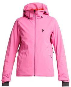 7561ec12a4 Peak Performance - Anima Hooded Ski Jacket - Womens - Pink Peak  Performance