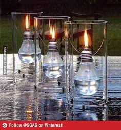 Re-use Lightbulbs!