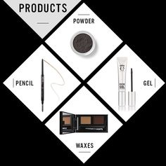 What's the Difference Between Brow Pencils, Gels and Powders? Plus, More Product Breakdowns | E! Online Mobile