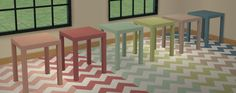 Mod The Sims - Mmm, YUMMY! LACK End Table + Thrice as Nice Floor Lamp