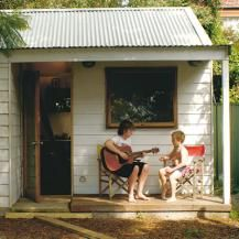 Build a Teen Retreat | A backyard cabin was built for a cramped family | Reader's Digest Australia