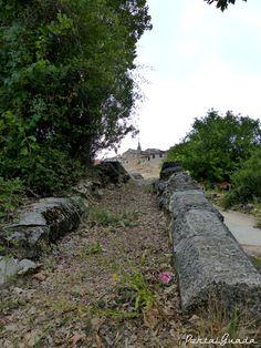 Puente en el Lavadero de Arbeteta Provincia de Guadalajara  PortalGuada
