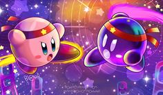 Kirby VS Shadow Kirby by Blopa1987.deviantart.com on @DeviantArt