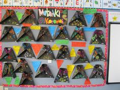Kia ora Over the last few weeks we have been learning about space and Matariki. Matariki Is the Maori New year, it takes place when the se. New Classroom, Classroom Setting, Classroom Resources, Classroom Ideas, Activities For 5 Year Olds, Preschool Activities, Maori Symbols, Goal Setting Template, Art Projects