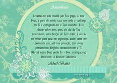 Oração Bahá'í - Amanhecer - www.bahai.org.br
