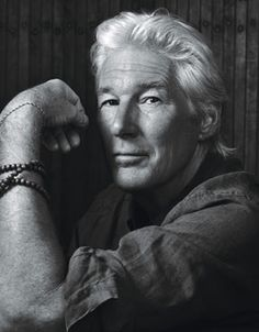 Richard Gere aging gracefully