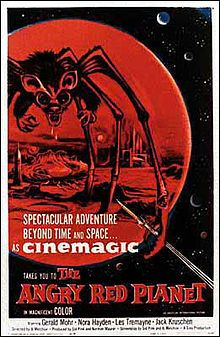 The Angry Red Planet - 1959