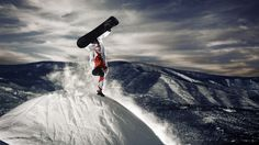 hd snowboarding wallpapers iphone