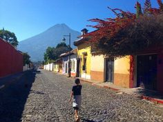 Guatemala with Kids: Things to do in Antigua