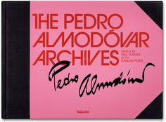 Taschen - The Pedro Almodóvar Archives, Art Edition
