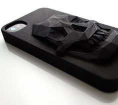 http://www.thefancy.com/things/247093309908983493/3D-Printed-Skull-iPhone-Case 3D Printed Skull case.