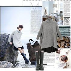 Beach Style: Dressing Up Rain Boots