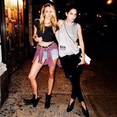 candice lily street Instagram Photos of the Week | Freja Beha Erichsen, Behati Prinsloo + More Models