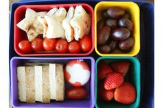 Get your kids excited about their midday meal with these adorable ideas from Wendy Copley, whose photographed more than 1,000 of the bento boxes for her blog, Wendolonia. We won't blame you if you whip up an extra for yourself.