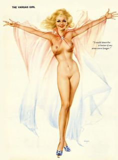 Opinion alberto vargas pussy not necessary