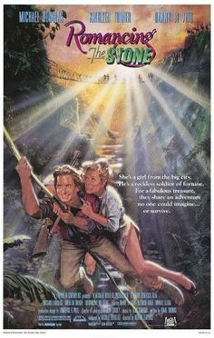 romancing the stone movie - Google Search