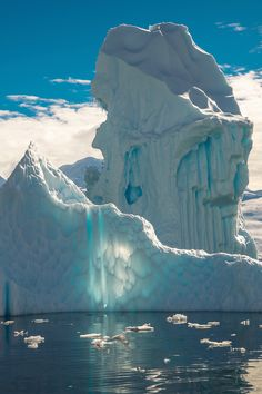 ~~Antarctic18 - Version 2 ~ iceberg by Bajerski Jean-Pierre~~