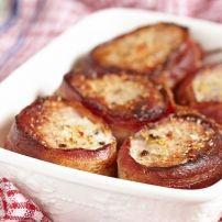 Lekker vleesgerecht uit de oven. Supersnel en superlekker!