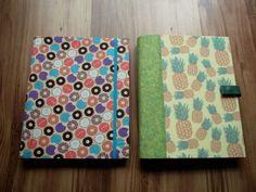 Caderno Universitário com Capa