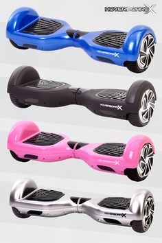 The HBX-1 hoverboards are the safest and most advanced entry-level self-balancing scooters you can enjoy.
