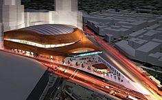 Barclays Center, Nueva York, NY - SHoP Architects