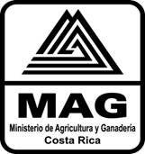 Ministerio de Agricultura y Ganadería de Costa Rica (MAG).