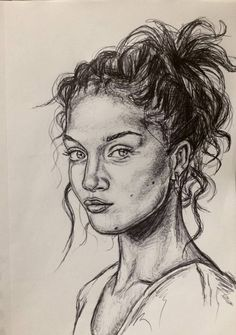 Pen portrait by Kyrie Papenfuss.