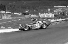 Shelby Daytona, Shelby Car, Sports Car Racing, Race Cars, Grand Prix, Ken Miles, Spa, Carroll Shelby, Ac Cobra