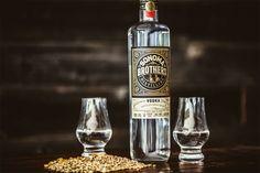 Sonoma Brothers Distilling — The Dieline - Branding & Packaging