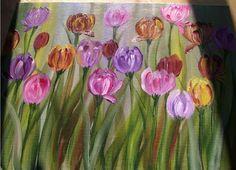 Rose n Wrap: Tulip Garden