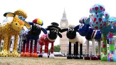 New 'Shaun the Sheep' Art Trail in London http://www.rotoscopers.com/2015/02/06/new-shaun-the-sheep-art-trail-in-london/