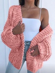 Solid Color Sweater Cardigan Solid Color Sweater Cardigan Mario Sell mario sell Bekleidung Stay on trend this season in our new cute solid color sweater nbsp hellip Cute Comfy Outfits, Girly Outfits, Simple Outfits, Outfits For Teens, Pretty Outfits, Stylish Outfits, Ariana Grande Outfits Casual, Cute College Outfits, Cute Everyday Outfits